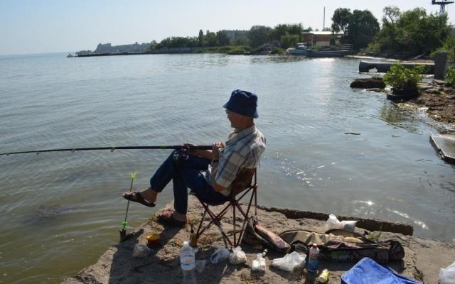 рыбалка белгород днестровск