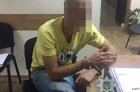 Одесса: вор-рецидивист не щадил пенсионерок Фото № 0
