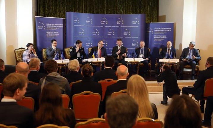 Представительство миссии ЕС в Одессе поможет реформировать отношения с силовиками
