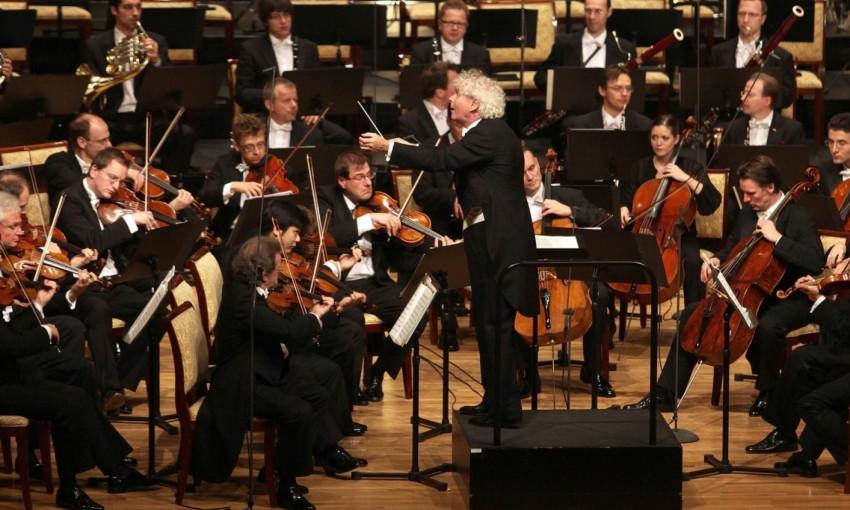Берлинский филармонический оркестр даст концерт в Одессе в честь своего юбилея