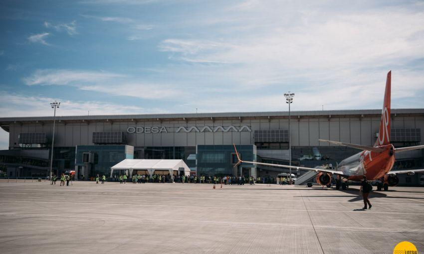 Одесса отдала свой аэропорт