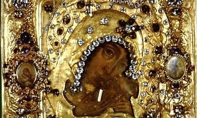 Крестный ход на самолете: священники облетели Одесскую епархию с чудотворной иконой