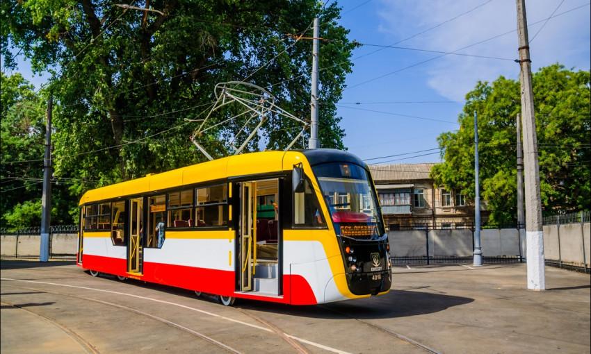 На средства кредита ЕИБ для Одессы закупят 37 низкопольных трамваев