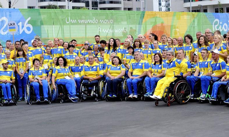 Украина завершила Паралимпиаду в Токио с отличным результатом