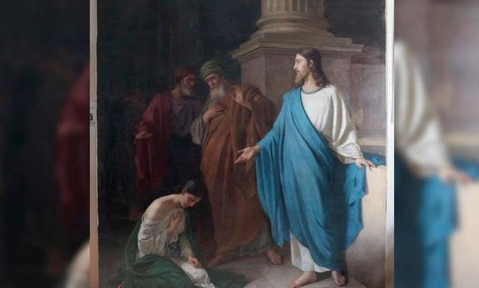 В музее Одессы покажут полотно, над которым реставраторы работали три года