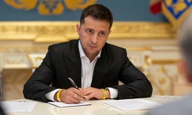 Зеленский подписал список санкций против России