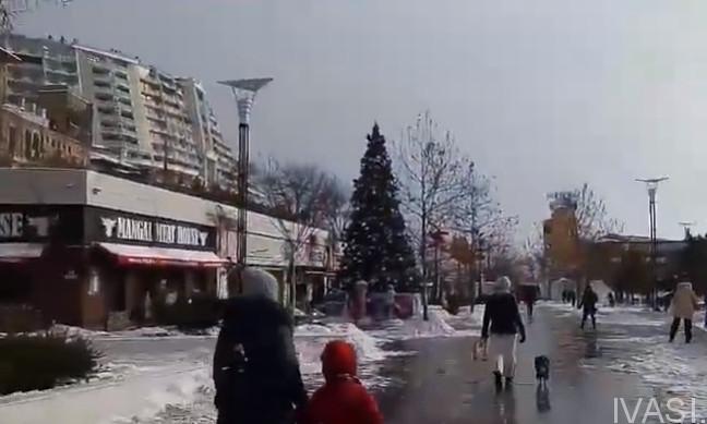 Январская Аркадия (ВИДЕО)