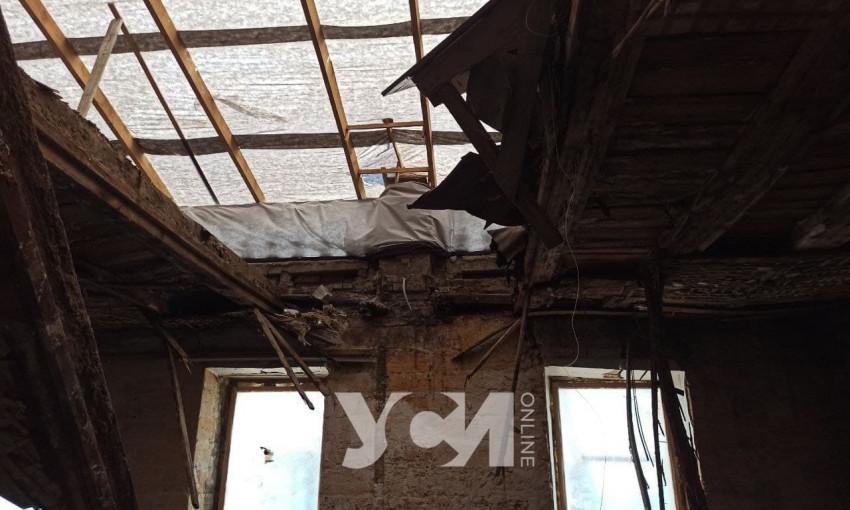 Одесская мэрия назвала виновника обвала в доме Либмана