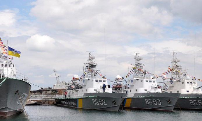 США выделит 12 миллионов долларов на создание новой базы одесской морской охраны
