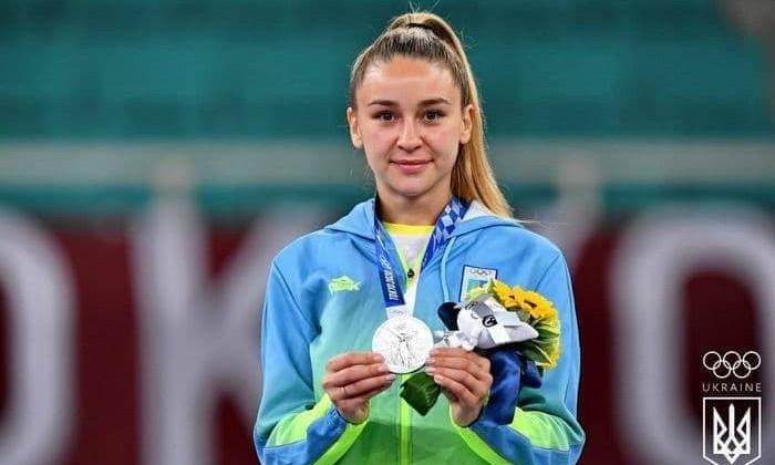 Одесской спортсменке, добившейся серебряной медали на Олимпиаде, выплатят солидные призовые