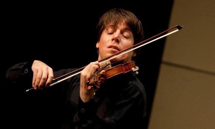 Знаменитый скрипач из США Джошуа Белл выступит в Одессе – сюрприз от Odessa Classics