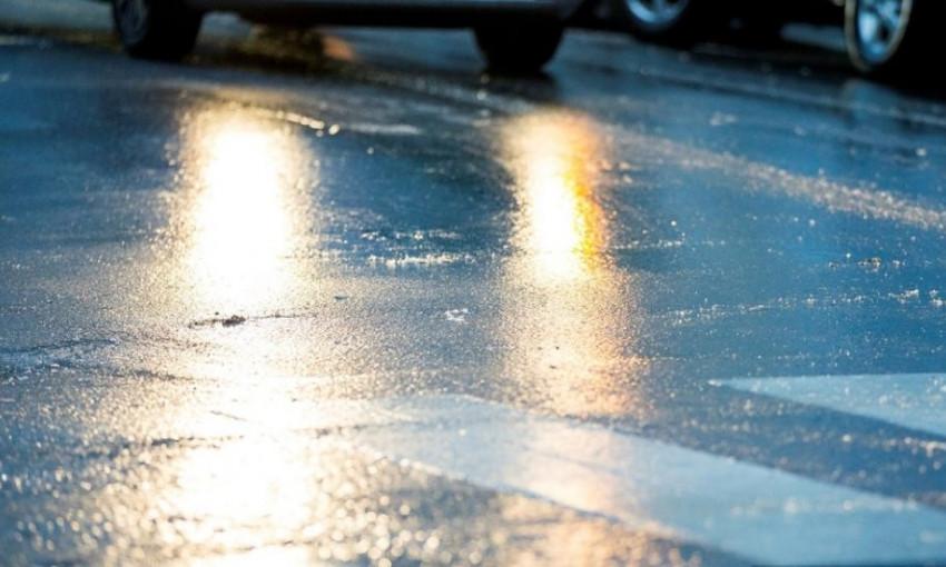 Коротко о погоде в Одесской области: холод, гололед, возможен снег и дождь
