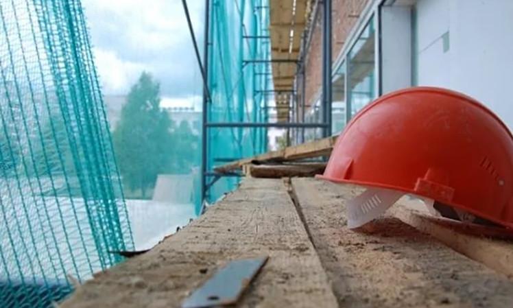 В Одессе на стройке произошел обвал – погиб человек
