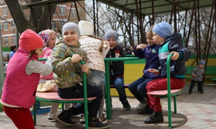 В Одессе открылся детский сад №48