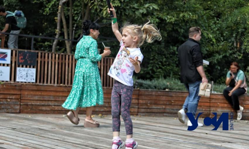 Детский праздник Одессе продлится в воскресенье