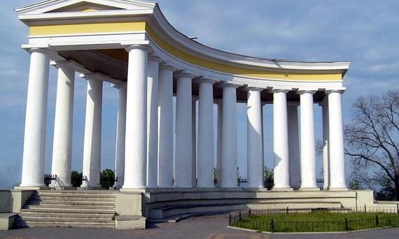 Воронцовскую колоннаду скоро откроют