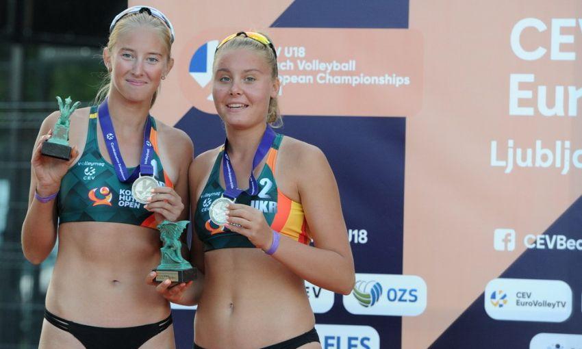 Молодые спортсменки из Одесской области стали призерами европейского соревнования