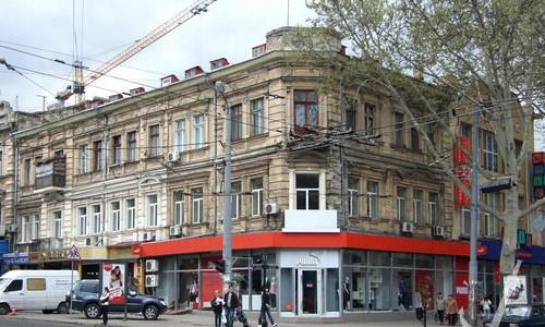 Дом Наумова отреставрируют за 5 миллионов гривен