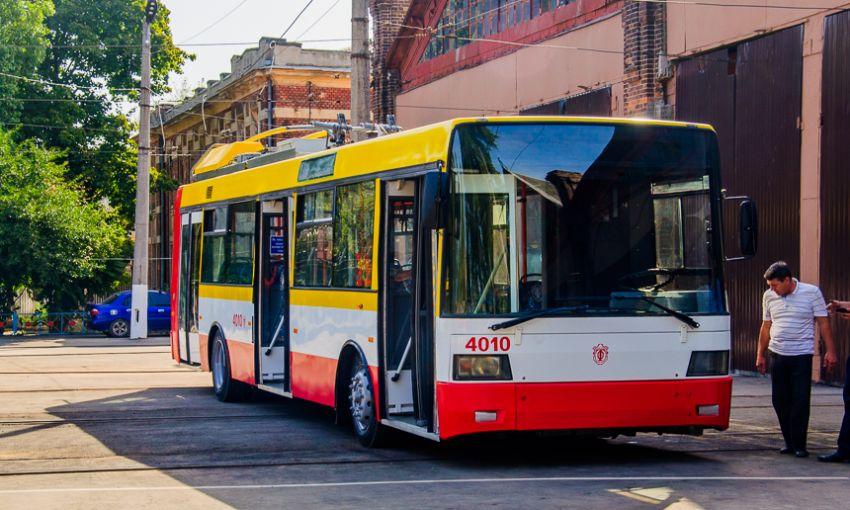Стало известно, закупят ли в Одессу электробусы