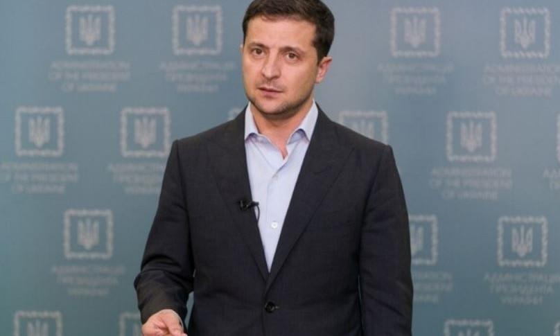 США не оставят Украину наедине с агрессией России — Зеленский