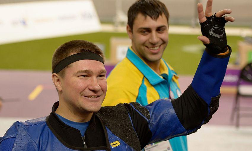 Одесские паралимпийцы получили государственные награды