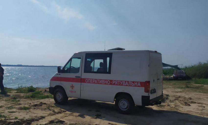 В Одесской области обнаружили тело утонувшего отдыхающего мужчины