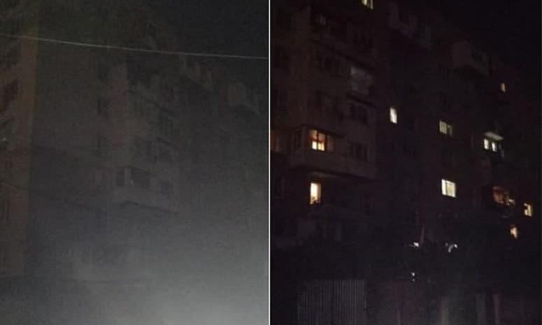 В Одессе люди 3 дня просидели без электричества