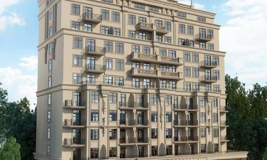 Строительство в исторической части Одессы