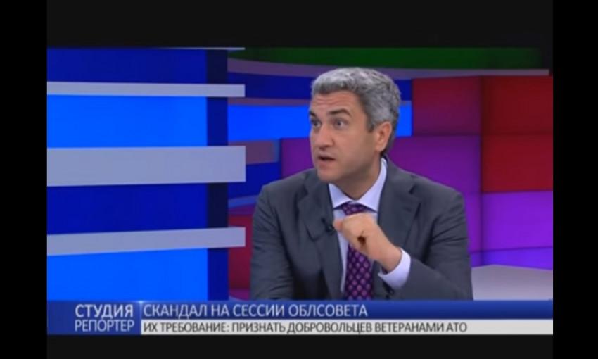 Интервью с председателем облсовета Анатолием Урбанским (видео)