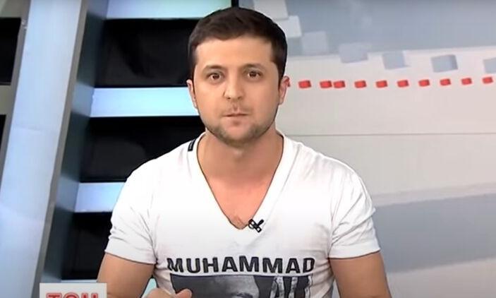 Зеленскому припомнили видео времен начала оккупации
