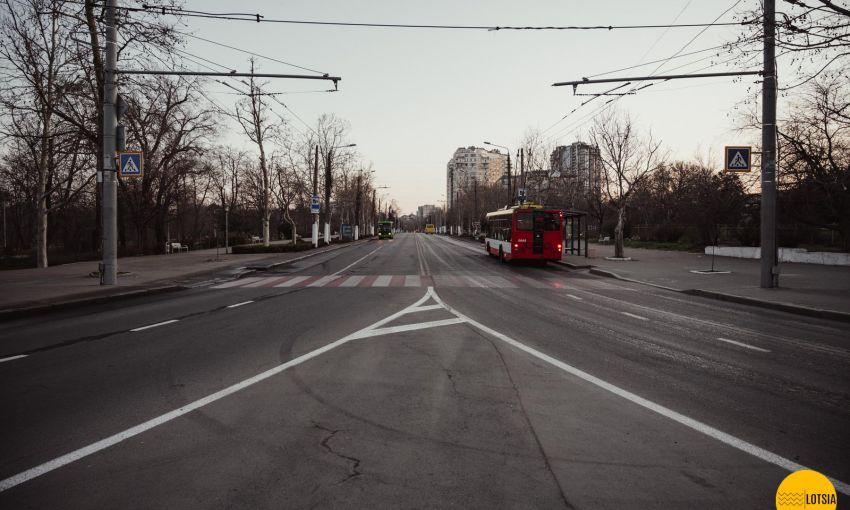 На проспекте Шевченко установят ограничители скорости