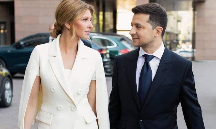 Владимир Зеленский с супругой собираются посетить Катар