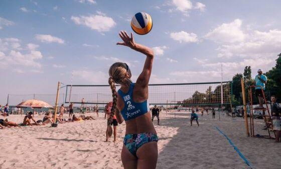 Одесские спортсмены стали призёрами соревнований по пляжному волейболу и гандболу