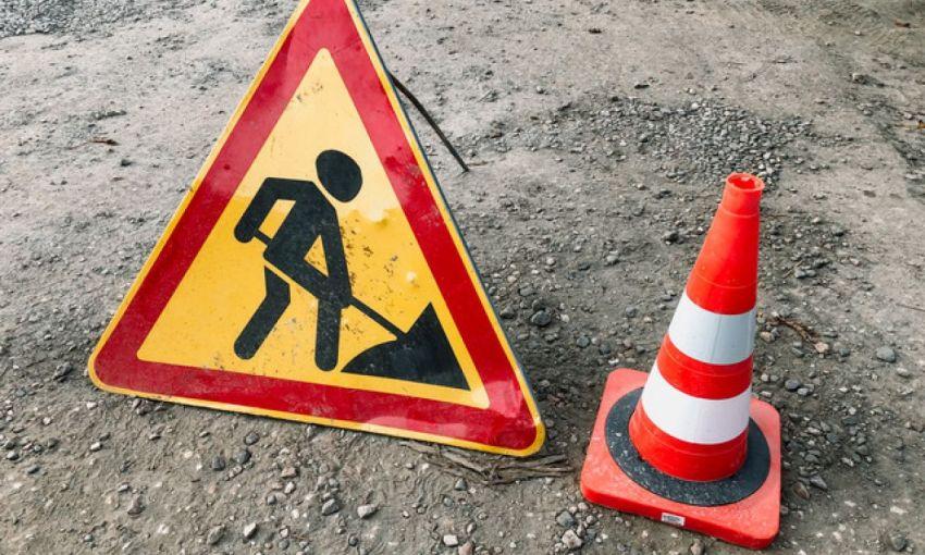 В Одессе начали ремонт улицы Толбухина