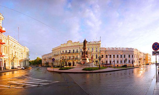 Какой будет погода в Одессе 13 сентября?