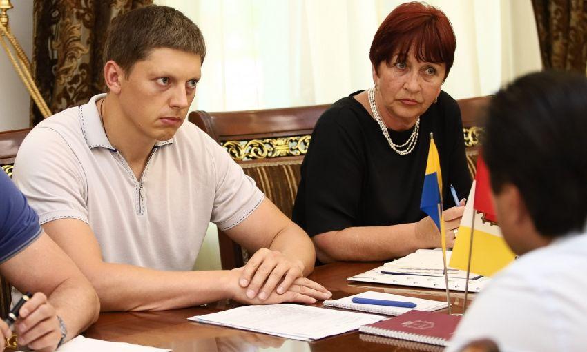 Мэр Одессы назначил нового главу департамента экологии