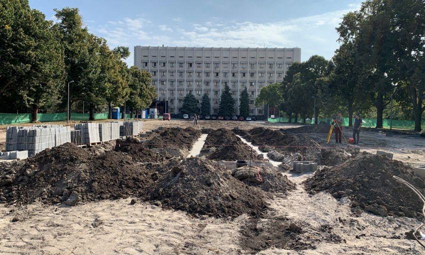 В Одессе начинают создавать Мемориальный комплекс воинам АТО