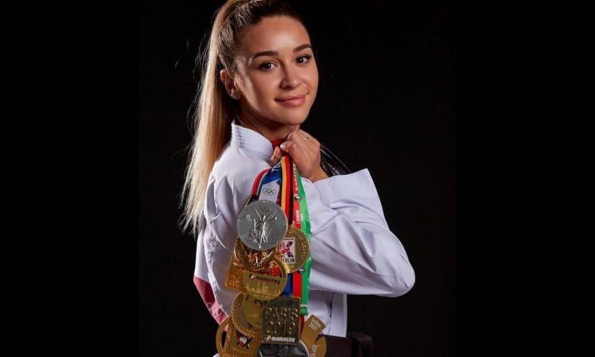 Знаменитая одесская каратистка завоевала престижный мировой титул