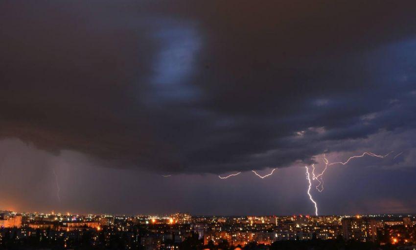 «Жёлтый» уровень опасности: что приготовила одесситам сегодняшняя погода?