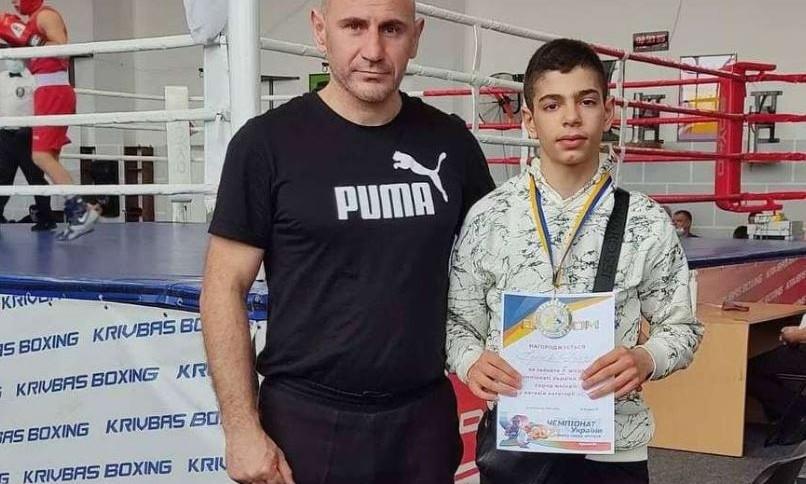 Одесский спортсмен - призер Чемпионата Украины по боксу