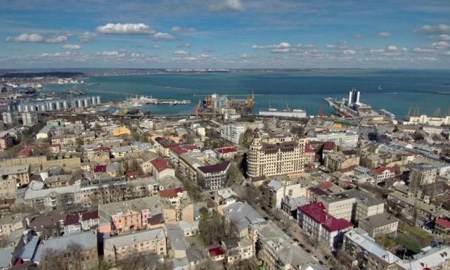 В сети появилось видео о любви к Одессе
