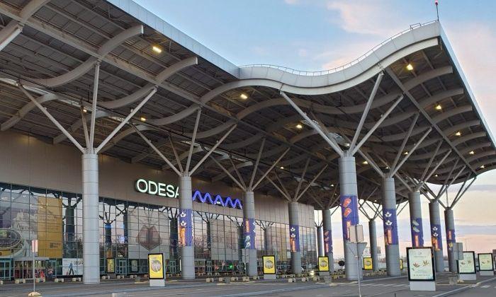 Одесский аэропорт обслужил за август больше людей чем за весь прошлый год