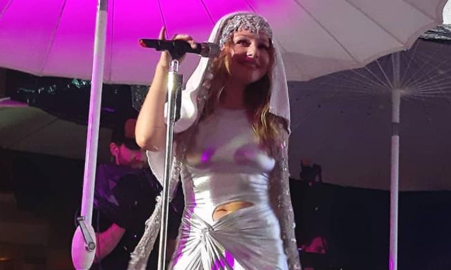 Тина Кароль прервала концерт в Одессе и покинула сцену из-за плохих условий