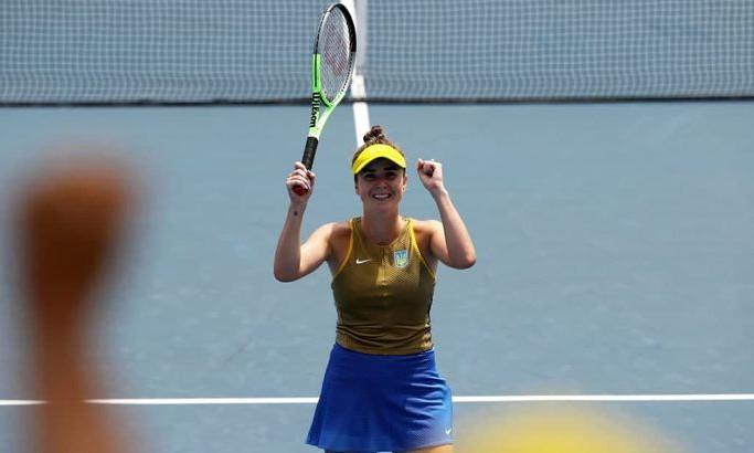 Элина Свитолина победила спортсменку из Казахстана в матче за третье место на Олимпиаде