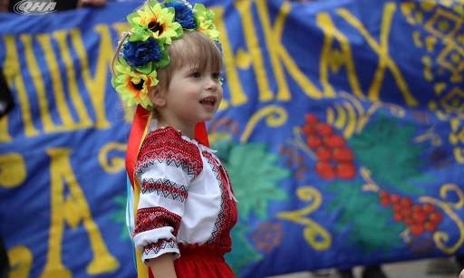 В Одессе пройдет Мегамарш в вышиванках