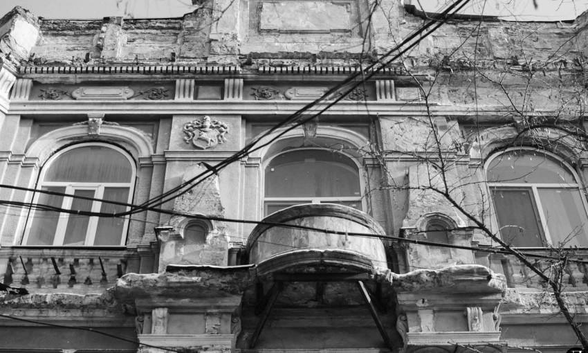 В центре Одессы отреставрируют памятник архитектуры
