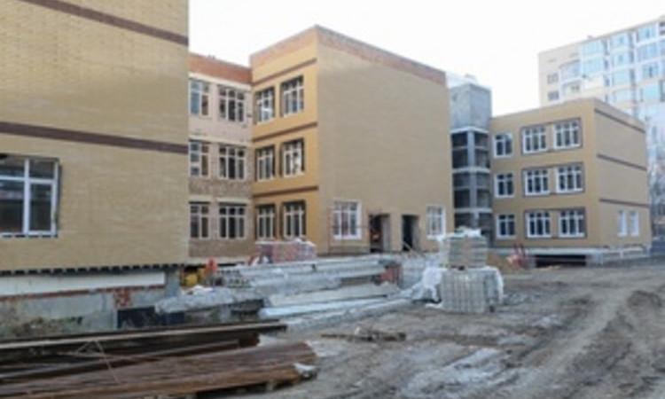 Ко Дню города откроют «школу нового поколения» на Маршала Говорова