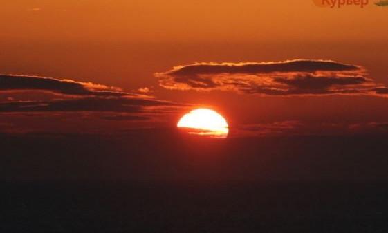 Невероятно красивая Одесса в лучах восходящего и заходящего солнца