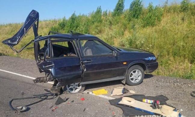 В Одесской области произошло жуткое ДТП: одну из машин разорвало на две части