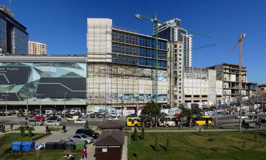 Сеть кинотеатров Multiplex открывает свой первый в Одессе кинотеатр в ТРЦ Gagarinn Plaza